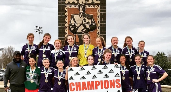 Purple Rain 99 Kabano are Champions at the 2018 Blues City Blowout